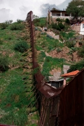 Border Fence between Mexico and the United States