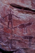 Aboriginal Rock Art - Australia