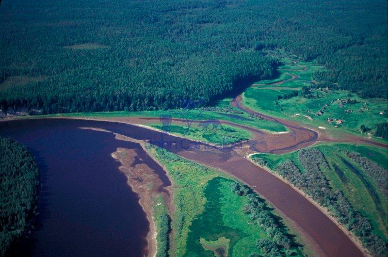 Siberian Taiga - Ural Mountains - Siberia
