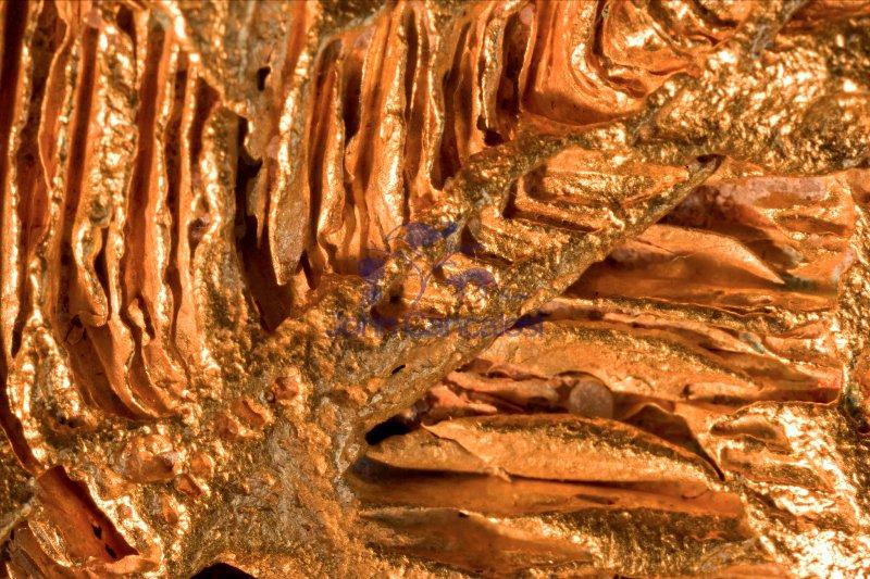 Gold Specimen - Icaburu-Santa Elena-Venezuela