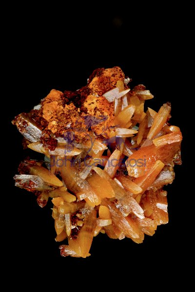 Wulfenite - Mexico
