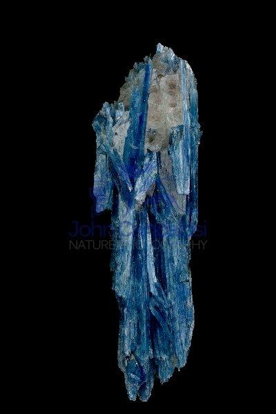 Kyanite - Al2SiO5 - Aluminum silicate - Brazil