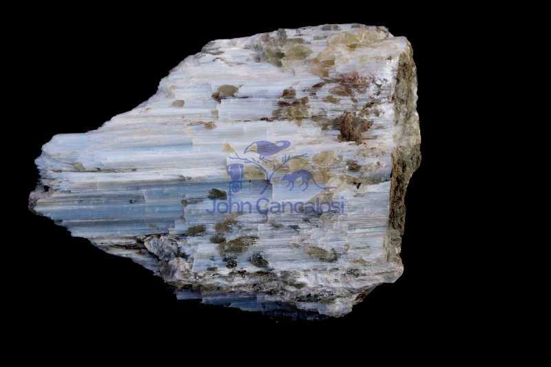 Ulexite - US Borax Mine - Kern County  California USA