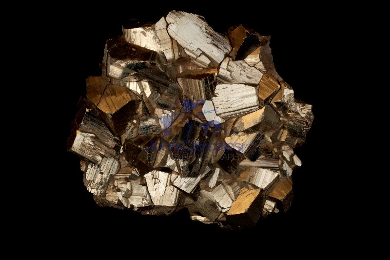 Pyrite (FeS2) - Butte - Montana