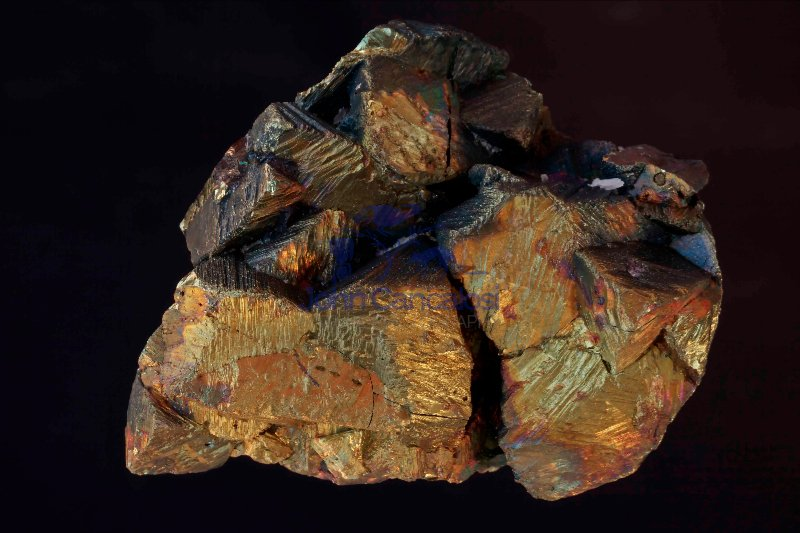 Chalcopyrite - Anticona Mine - Peru