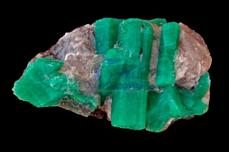 Emerald - China