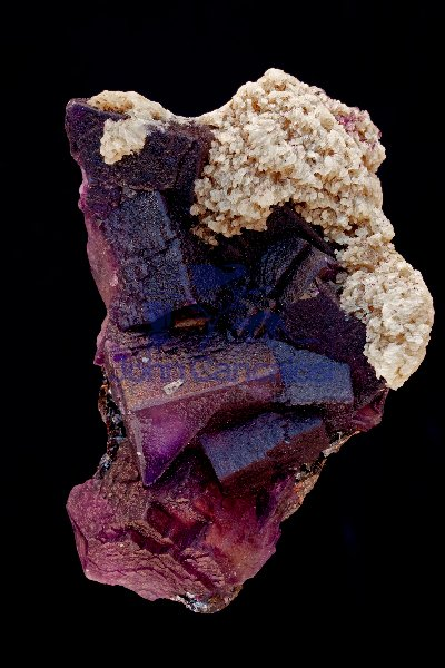 Fluorite - Elmwood Mine - Tennesse - USA