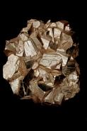 Pyrite (FeS2) - Butte Montana