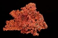 Native Copper - Cu - Ray Mine - Arizona - USA