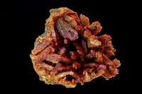 Orpiment - Arsenic sulfide - As2S3 - Shimen Mine - Hunan - China