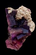 Fluorite - Elmwood Mine - Tennesse - USA