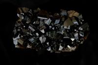 Cassiterite - SnO2 - Tin oxide - Bolivia