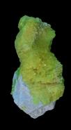Native Sulfur (S) - Baja California - Mexico