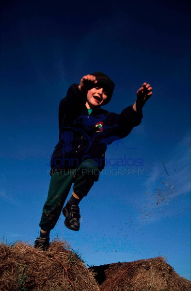 Boy Jumping - UK