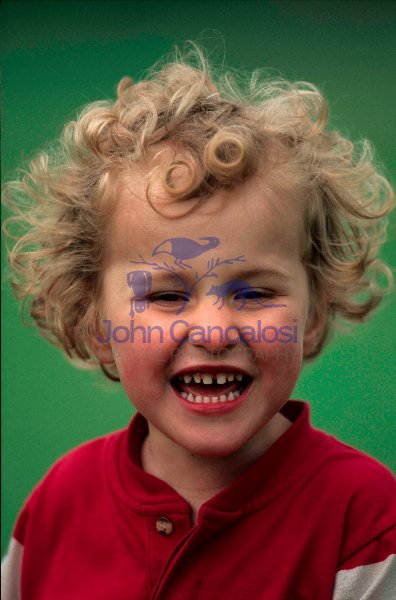 Small boy Laughing- UK -
