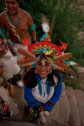 Hopi Children - Hopi Reservation - Arizona - Model released