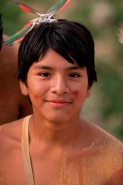 Hopi Boy - Hopi Reservation - Arizona - Model released
