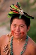 Hopi Boy - Hopi Reservation - Arizona - Model released