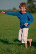 Boy at play-Holland