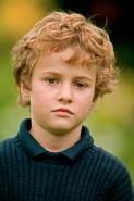 Boy  portrait - UK