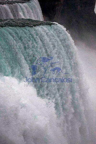 Niagara Falls - American Falls - Niagara Falls, New York