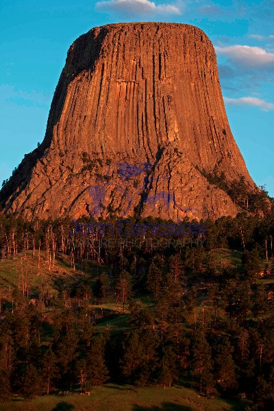 Devil\'s Tower National Monument - Wyoming